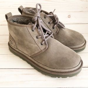 UGG Neumel Shoes Charcoal